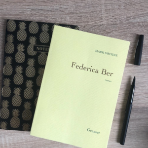 Federica Ber – Mark Greene