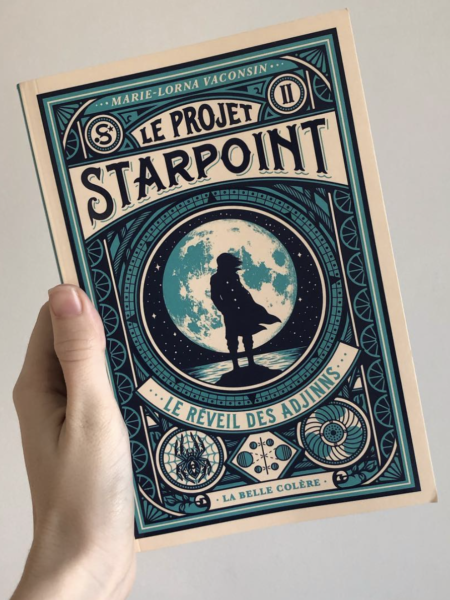 Le projet Starpoint tome 2 – Marie-Lorna Vaconsin