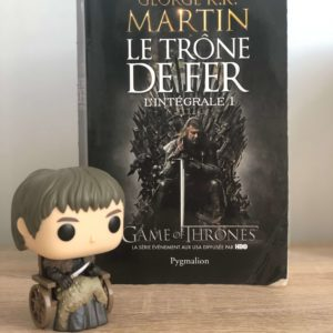 Game of thrones, le trône de fer : tome 1 – George R. R. Martin