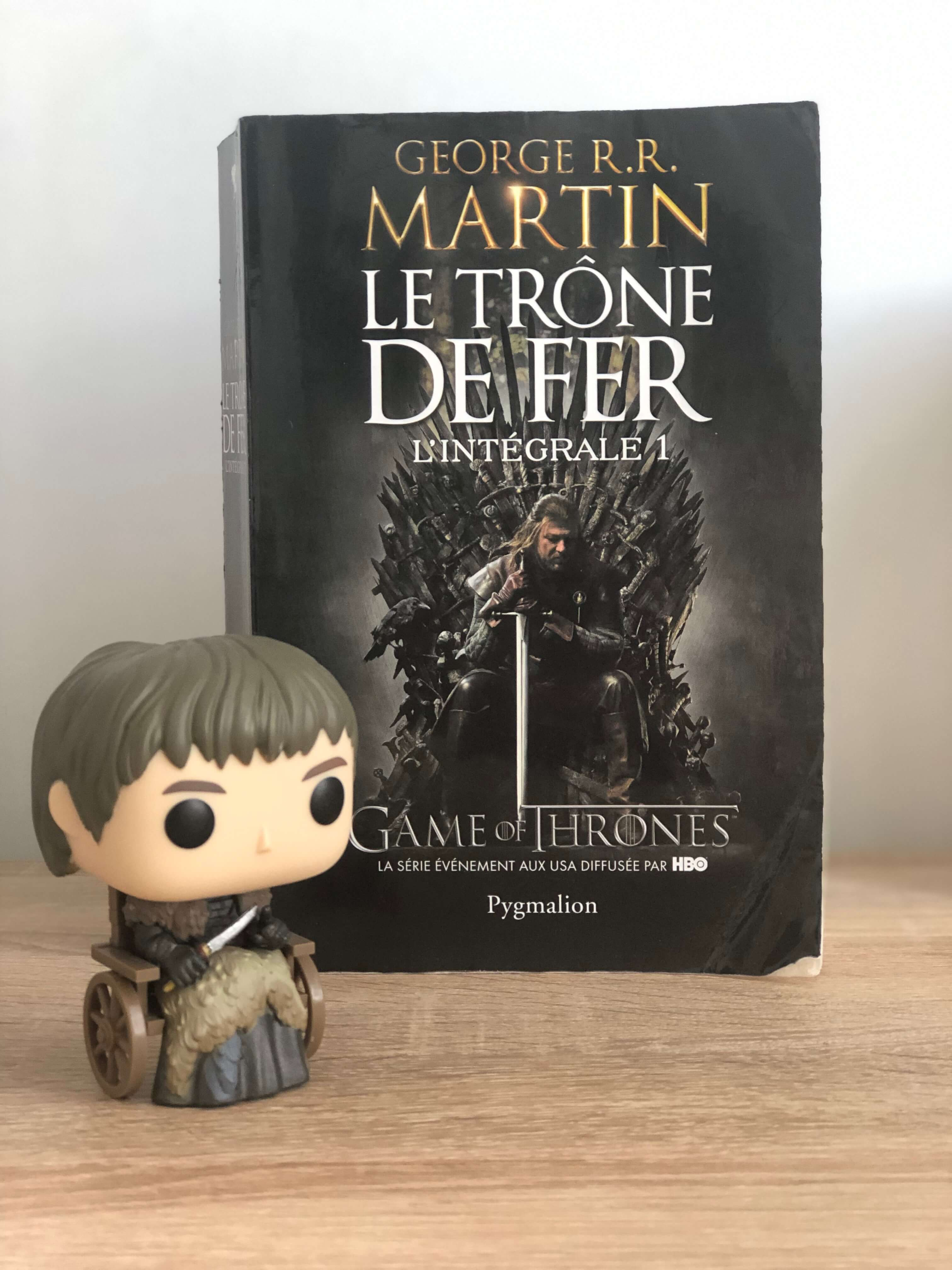 Game Of Thrones Le Trone De Fer Tome 1 George R R Martin